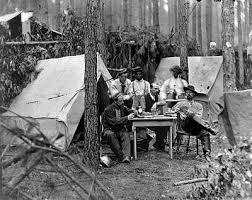 civil war soldiers life