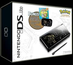 nintendo ds pokemon edition