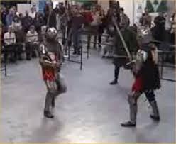 real medieval sword