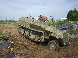1 6th scale tanks