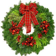 christmas wreath pics