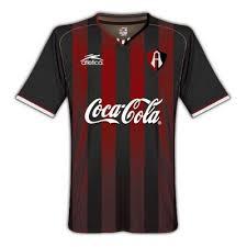 uniformes futbol mexicano