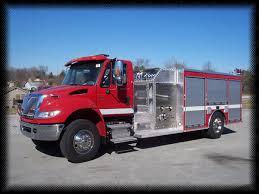 pumper fire trucks