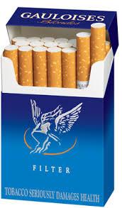 gauloises blondes cigarettes