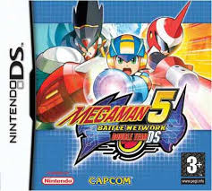mega man 5 ds