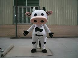inflatable cow costumes