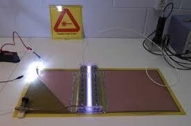 nitrogen lasers