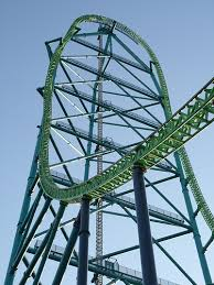 extreme roller coasters