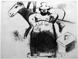 chagall etchings