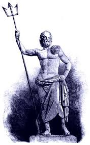 the greek god neptune