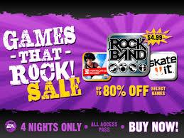 rock sale