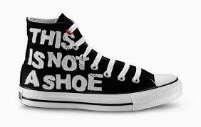 all star converse shoe