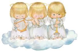 angeles celestiales fotos
