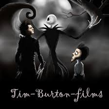 films of tim burton