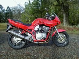 1996 suzuki bandit 600