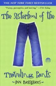 sisterhood of the travelling pants book