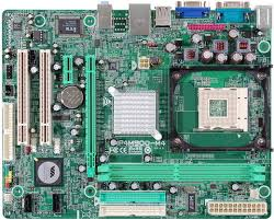 478 mother board