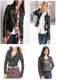 motorcycle jackets fashion