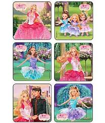 barbie 12 princess