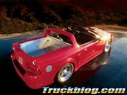 ford mustang truck