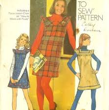 jumper dress patterns