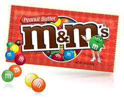 peanut butter m ms