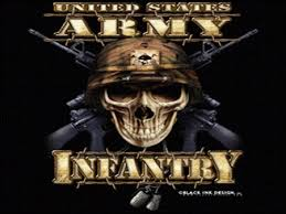 army infantry wallpaper