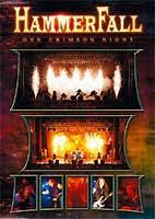 hammerfall dvd
