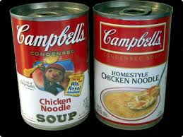 campbell chicken soup
