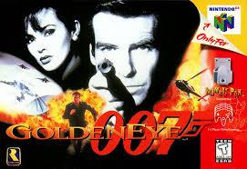 golden eye 007 64