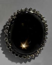 black star sapphires