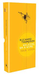 richard thompson walking on a wire