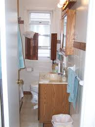 redoing bathroom