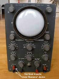 heathkit oscilloscopes