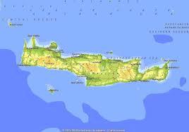 creta maps