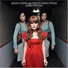 jenny lewis and the watson twins rabbit fur coat