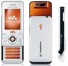 sony ericsson mobile w580i