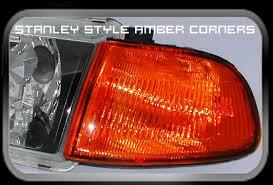 amber corner light
