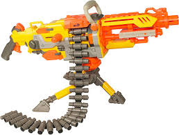 nerf gun vulcan