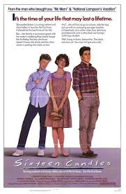 sixteen candles movies