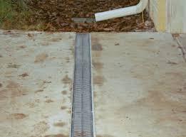grate drainage