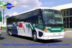 buses americanos