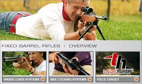 diana rifles