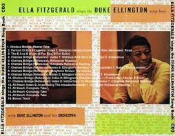 Ella Fitzgerald - Ella Fitzgerald Sings The Duke Ellington Song Book (disc 1)