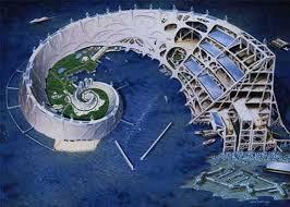 artificial islands