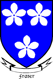 fraser coat of arms