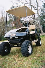 custom ezgo golf carts