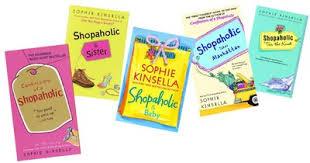 shopaholic books