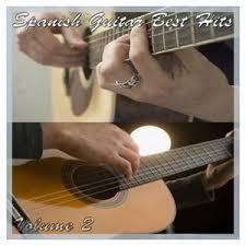 spanish guitar cds