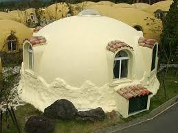 dome house plan